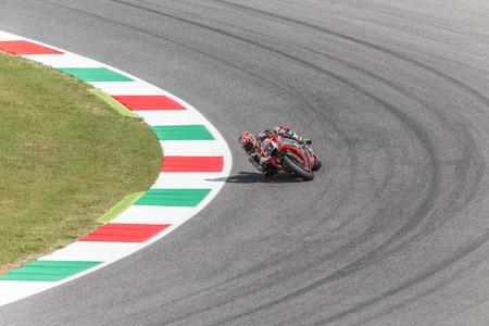 marco: Marco Melandri on Official Aprilia MotoGP. Mugello, June 2015 Editorial