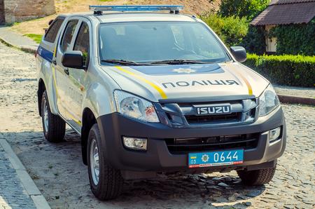 special service agent: Venue marketplace Lutsk, Volyn region Ukraine 03.09.15