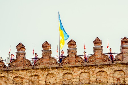 new world order: Venue marketplace Lutsk, Volyn region Ukraine 03.09.15