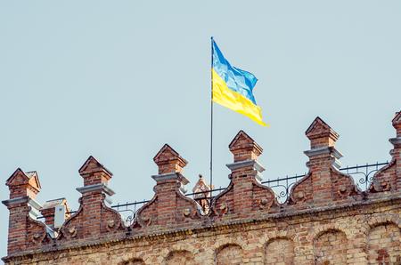 Venue marketplace Lutsk, Volyn region Ukraine 03.09.15