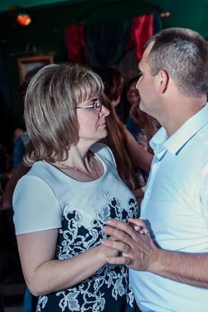 reportage: editorial reportage Last bell Lutsk 11th grade high school 14 celebration was held in Lutsk Volyn Region Ukraine, 30.05.15