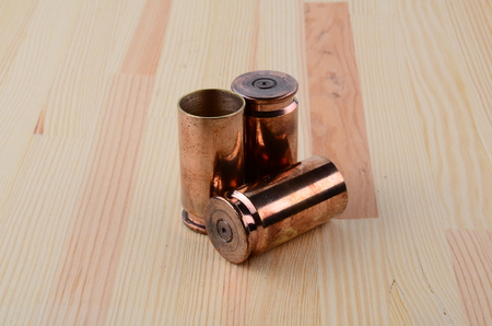 gunfire: piles made of shells in the style of trench art