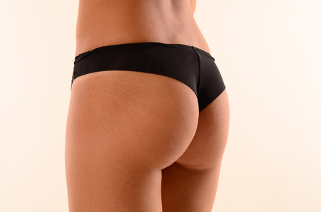 Photo by a woman in exquisite underwear Stock Photo - 83938805