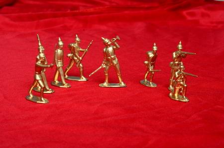 regiment of tin british guards
