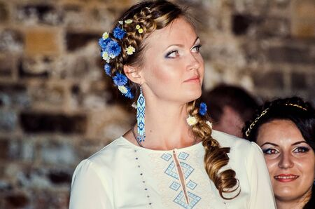 Volyn princess beauty pageant Ukraine Lutsk. 23/07/2015