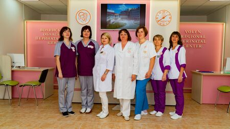 perinatal center, medicine Lutsk Ukraine 04/11/2019