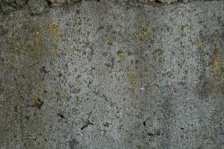 asphalt crack wall. Imagens