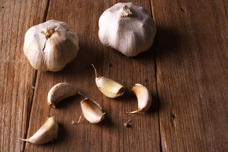 garlic Reklamní fotografie