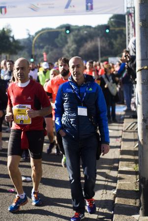 occurrence: Half Marathon Rome Ostia, march 1 2015