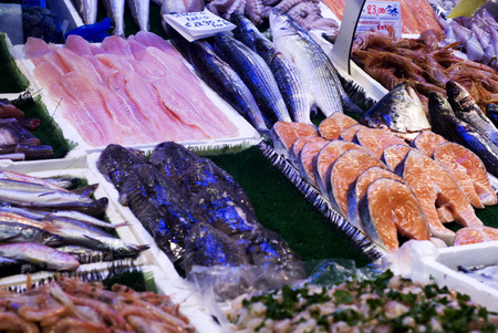fish market: Fish Market
