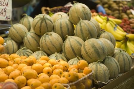 unprocessed: Fruit display