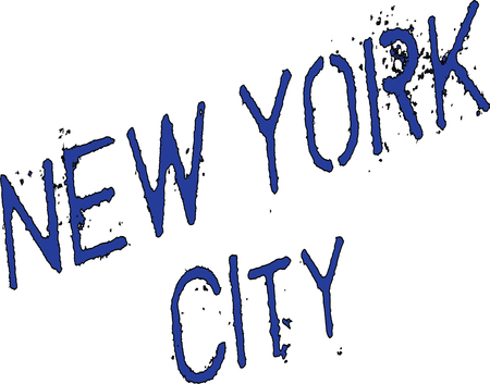 uptown: New york city sign writen on white Bakground