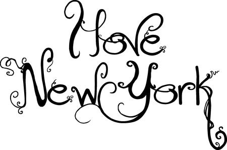 141 I Love New York Cliparts Stock Vector And Royalty Free I Love