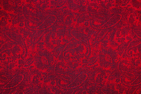 Traditional paisley pattern cashmere pashmina sample photo