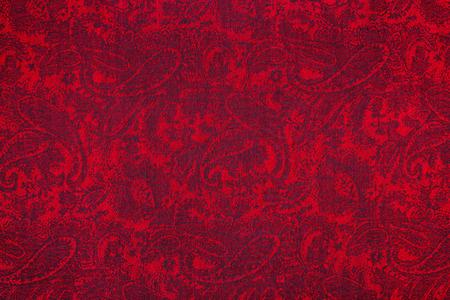 blue carpet: Traditional paisley pattern cashmere pashmina sample