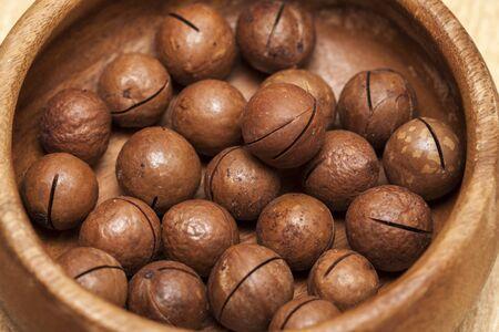 Macadamia nuts - Macadamia integrifolia