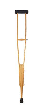 A crutch.