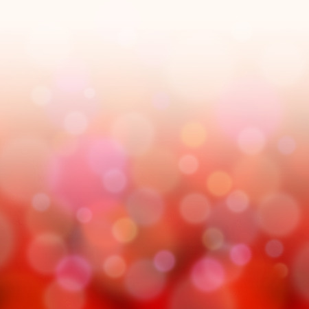 background,red bokeh abstract light,christmas background Stock Photo