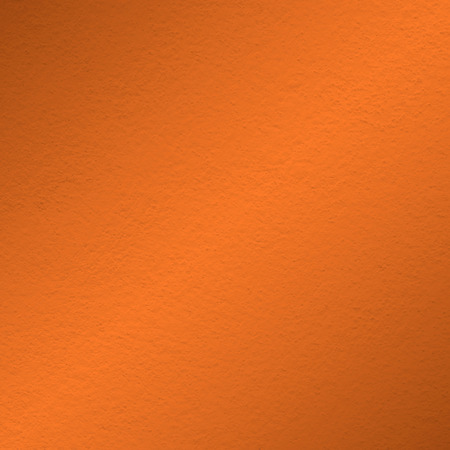 orange wall paint texture with oblique shade light