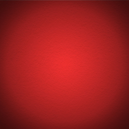 red wall paint texture with sphere shadow shade photo