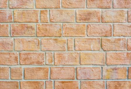 oranje oude muur textuur achtergrond