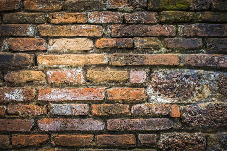 old brick wall: old brick wall abstract background