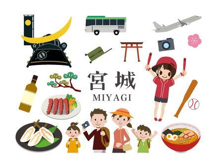 Miyagi Tourism