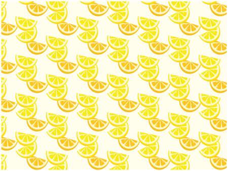 Fruit Lemon Illustration