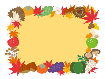 Autumn Taste Frame