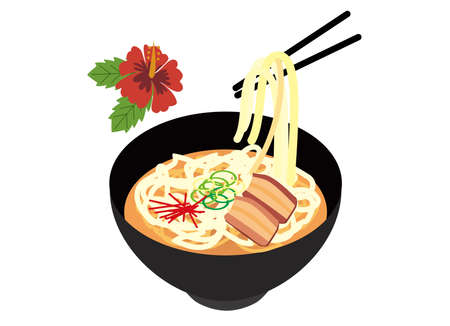 Okinawa Soba Sokisoba