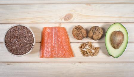 comidas saludables: Las fuentes de �cidos grasos omega 3.