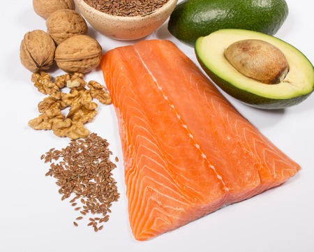 omega 3: Sources of omega 3 fatty acids.