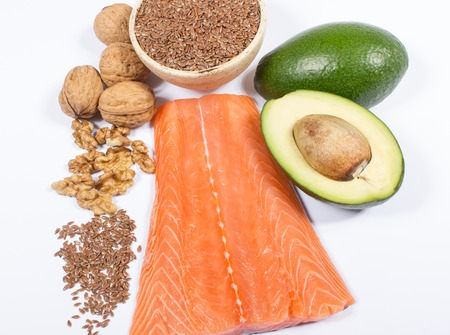Sources of omega 3 fatty acids.