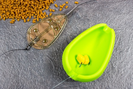 sinkers: Fishing tips for fishing the method feeder.