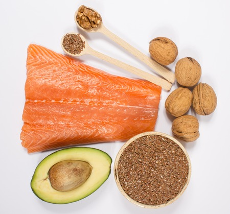 unsaturated: Sources of omega 3 fatty acids.