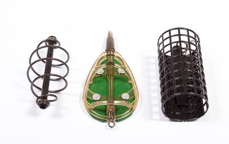 sinkers: Method feeder designed for bottom fishing for trophy fish.