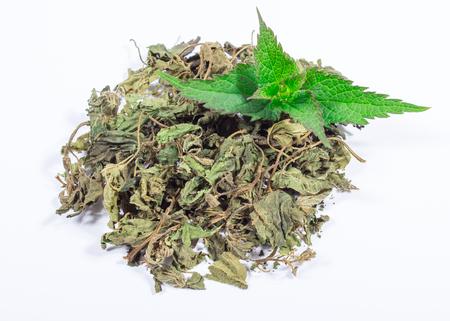 Healthy food, healing herbs, alternative herbal medicine concept. 写真素材