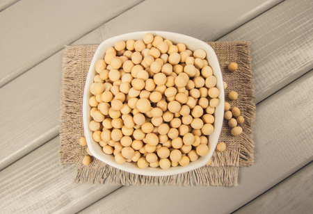 Soy - an ingredient of a healthy diet.
