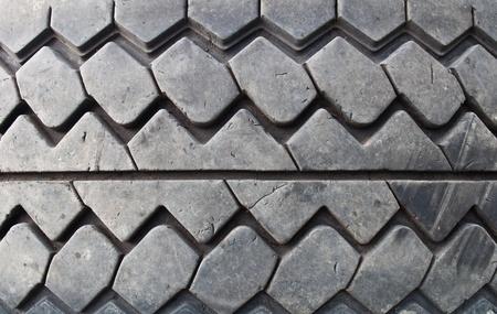 wheel truck: tire texture