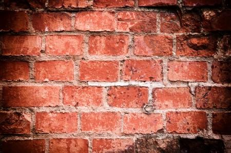 grunge brick wall background, textured