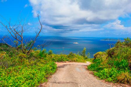 Seychelles Praslin Island Zimbabwe Viewpoint