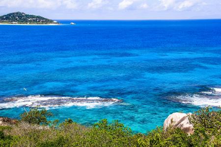 Seychelles Praslin Cousin Island