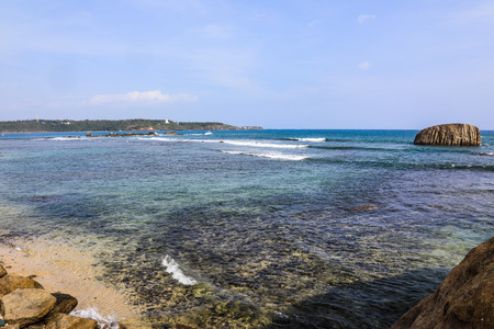Sri lanka Galle Fort Seaside