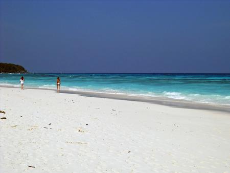 bounty: Playa de arena Bounty en Tailandia