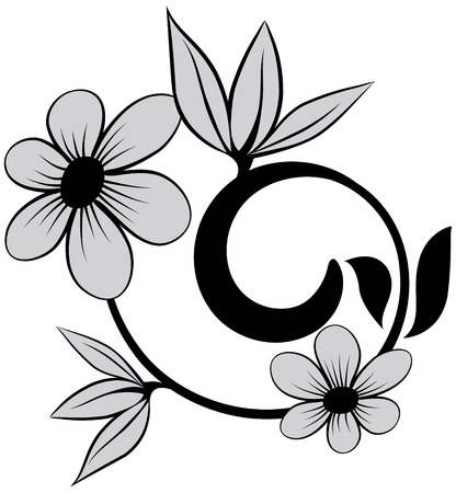 38: Floral element 38