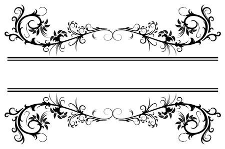 marcos decorativos: Marco floral