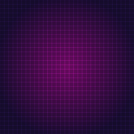 80s: 80s Retro Sci-Fi Background VHS. Vector EPS10