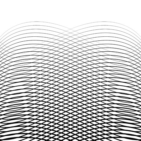 vintage pattern background: Abstract Halftone Backgrounds. From Lines and Waves