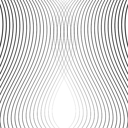 abstract waves: Abstract Halftone Backgrounds. From Lines and Waves