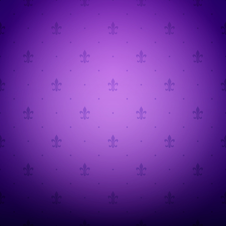 victorian house: Vintage ornament purple background wallpaper. Ready for your design. Vector Illustration.